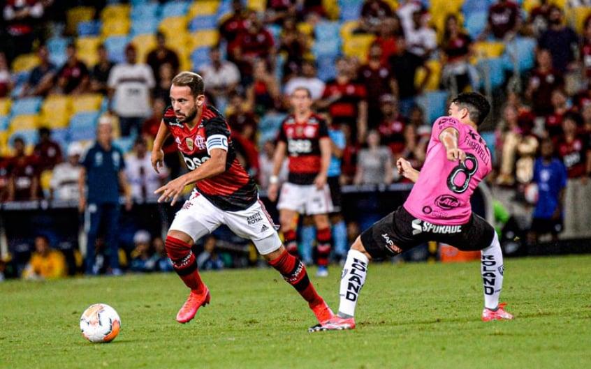 Flamengo X Independiente del Valle - Everton Ribeiro