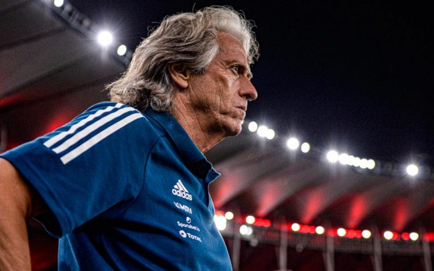 Flamengo X Independiente del Valle - Jorge Jesus