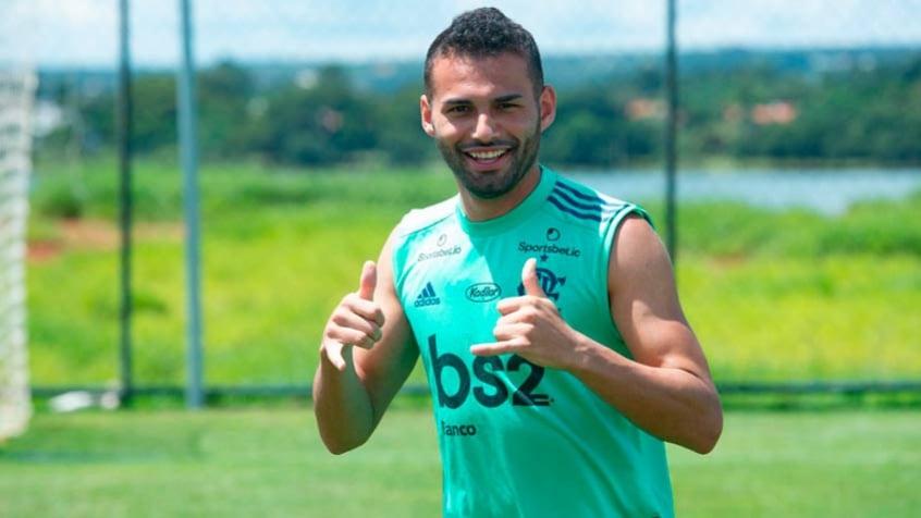 Thiago Maia explica brincadeira sobre faltas no Flamengo
