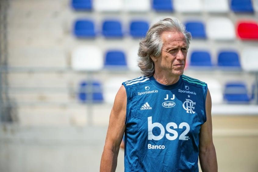 O fico de Jorge Jesus é a notícia que o torcedor do Flamengo tanto esperava