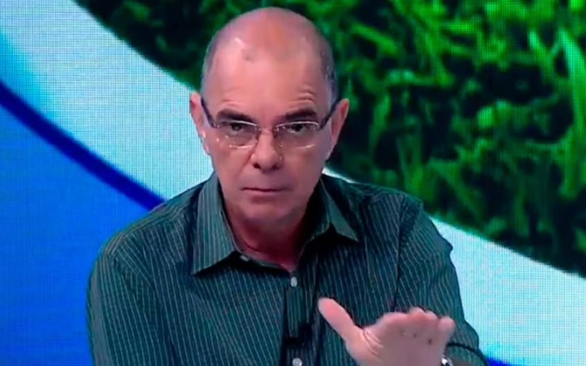 Paulo Lima critica Landim e diz que Flamengo errou em cobrar torcedor: O momento não era esse
