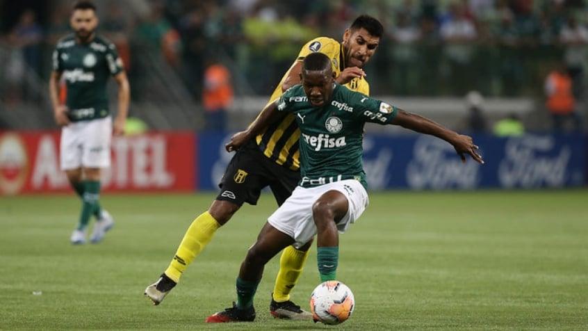 Patrick De Paula Conta Que Mae Se Emocionou Com Sua Estreia Na Libertadores