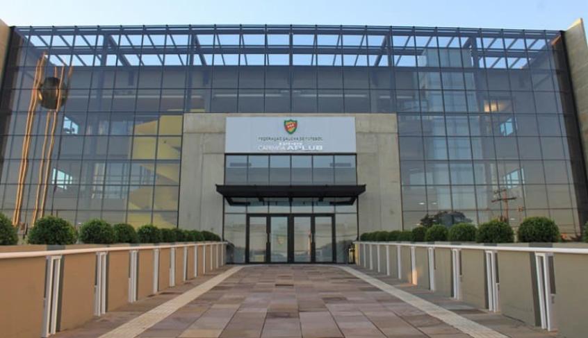 Sede da Federação Gaúcha de Futebol