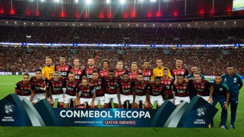 Jogos, títulos, gols e artilheiros: o desempenho do Flamengo em 2020
