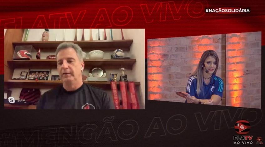 Canal do Flamengo crescem em relação a 2019