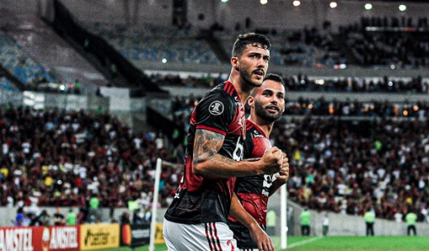 Gustavo Henrique revela o que o levou ao Flamengo e emoção com o primeiro gol