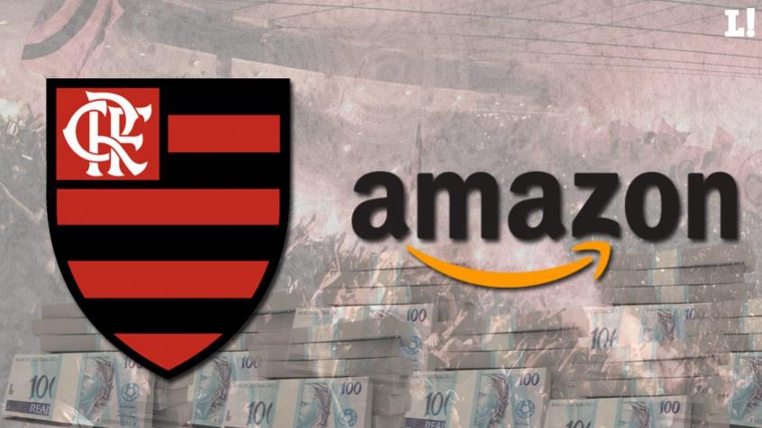 Veja até onde pode ir a iminente parceria entre Amazon e Flamengo?