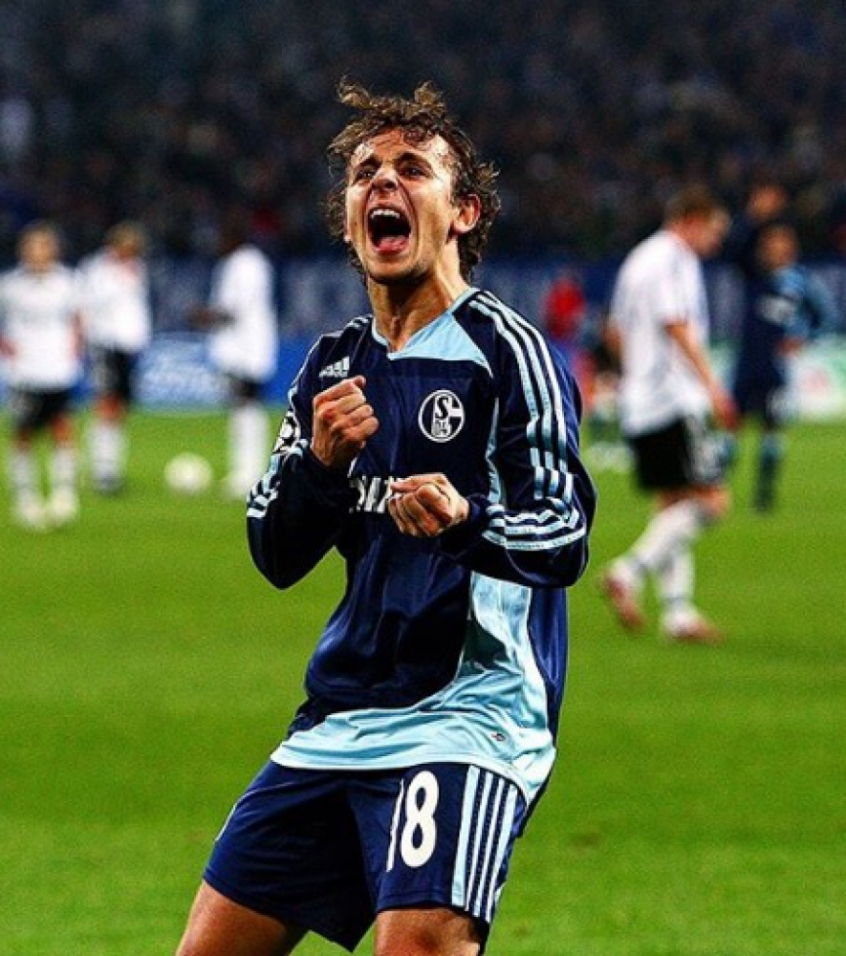 Rafinha - Schalke 04
