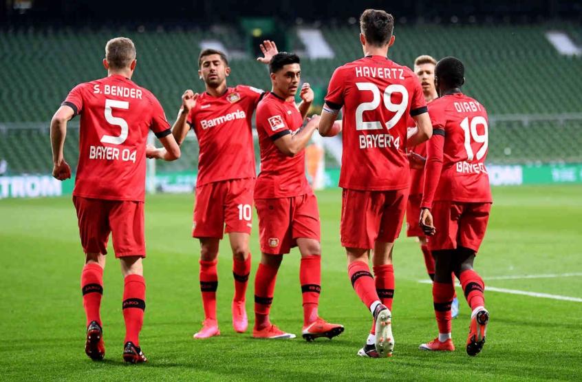 Werder Bremen x Bayer Leverkusen