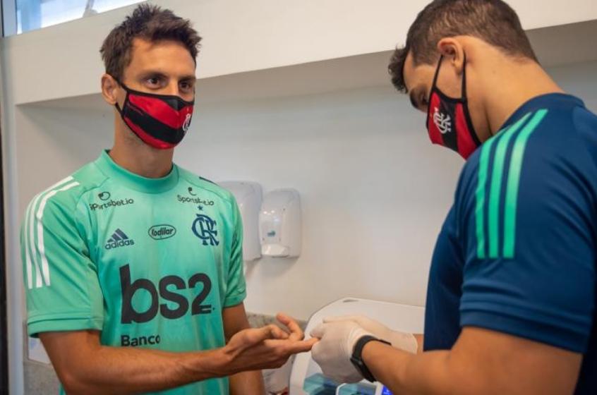 Clube avisa que jogadores e comissão técnica testaram negativo para Coronavírus