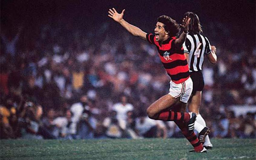 Primeiro título brasileiro do Flamengo completa 40 anos