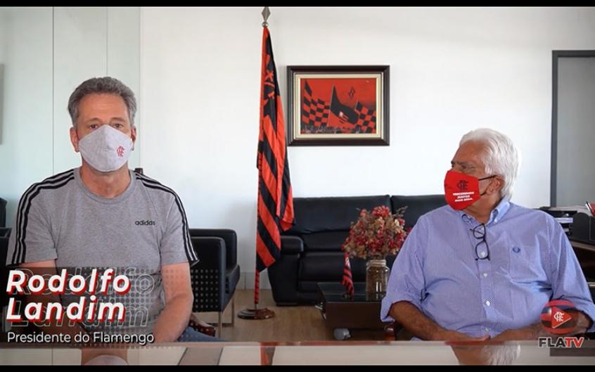 Flamengo é convocado para apreciar o contrato de patrocínio master com o BRB