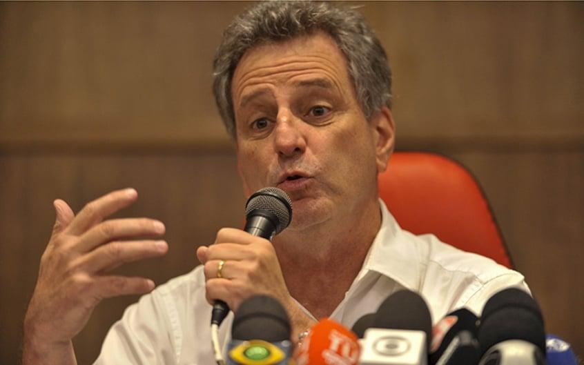 Rodolfo Landim - Flamengo