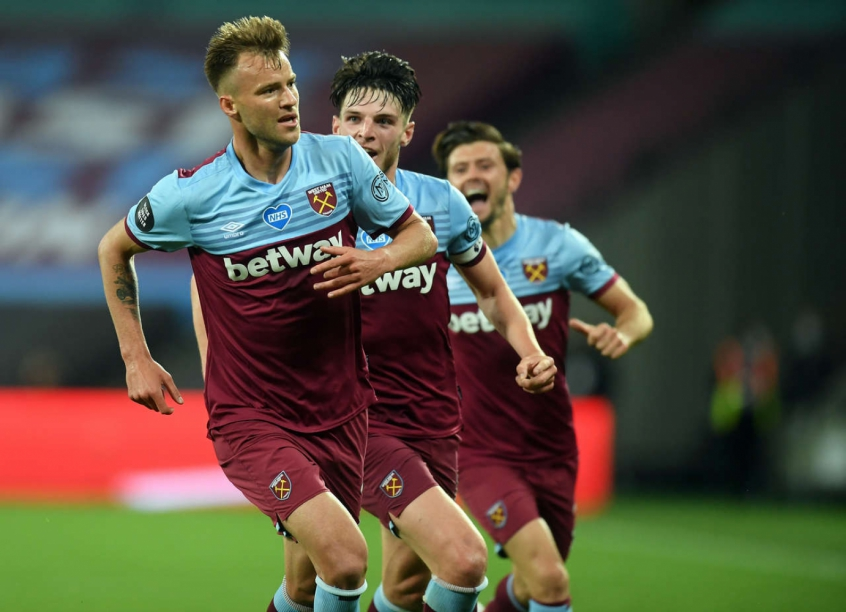 Em Jogo Emocionante West Ham Bate O Chelsea E Respira Um Pouco Na Briga Contra O Rebaixamento Lance