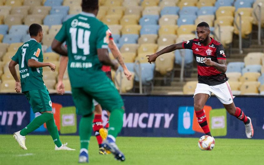 Gerson Flamengo x BoaVista