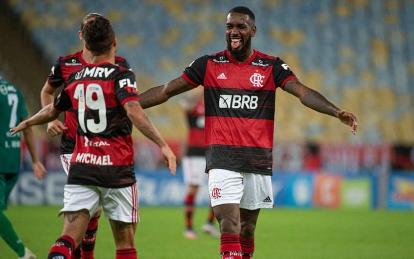 Gerson - Flamengo x Boa Vista