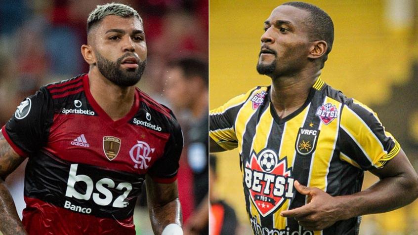 Flamengo e Volta Redonda jogam por final