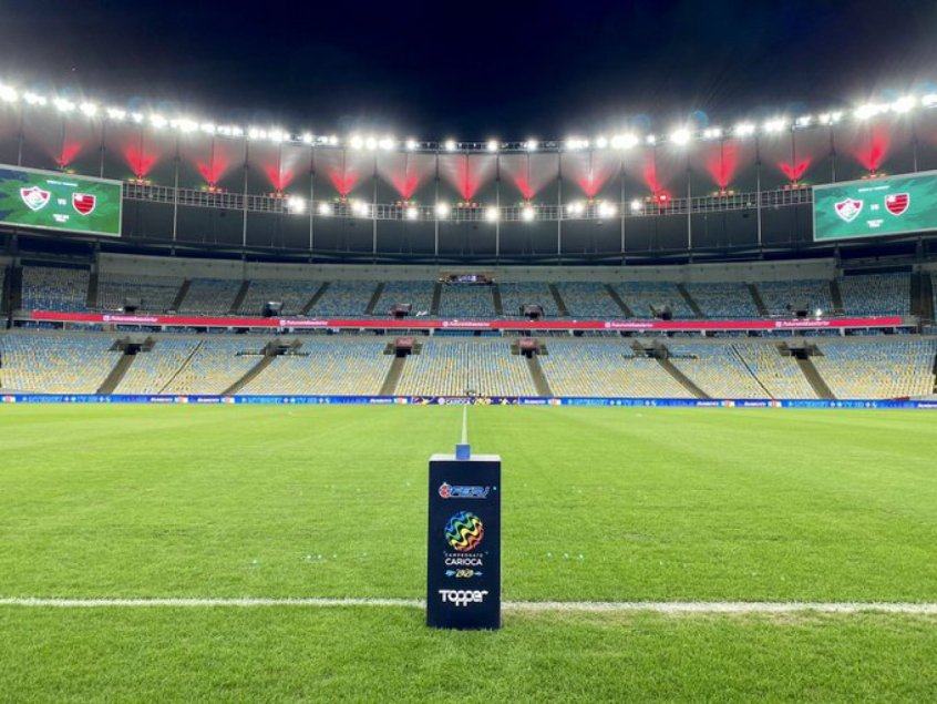 Maracanã - Fluminense x Flamengo
