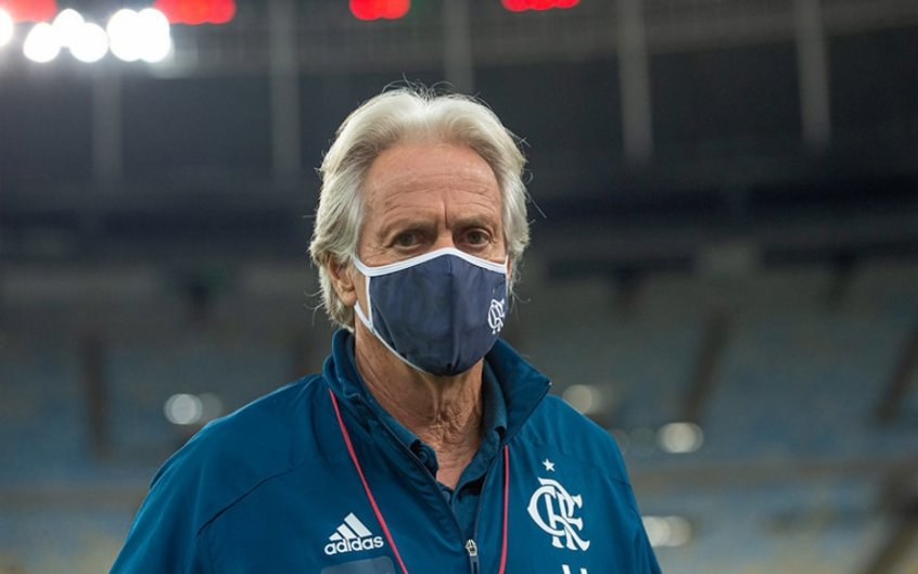 Diretoria do Flamengo evita assunto Mister: Não tem nada para falar
