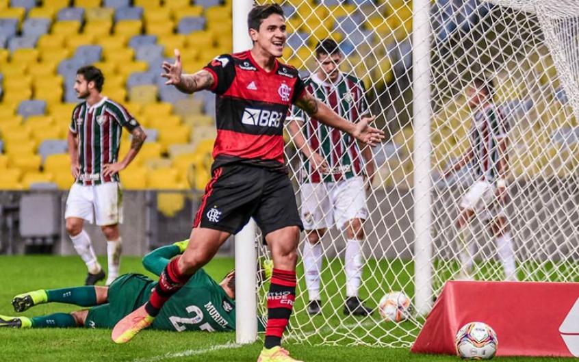 Pedro - Fluminense x Flamengo