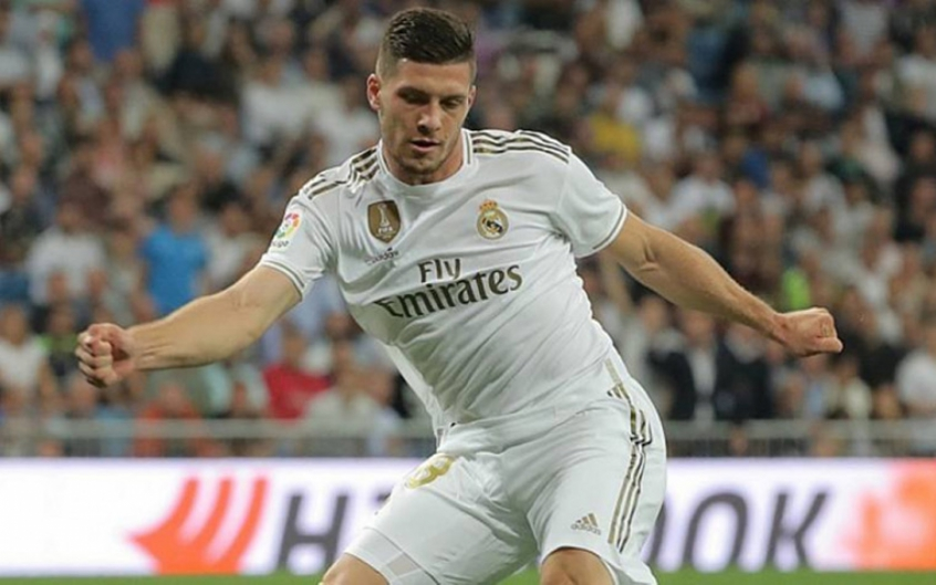 Luka Jovic - Real Madrid