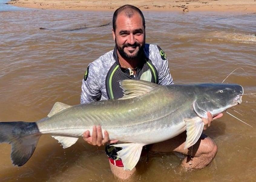 Deu o que falar: ex-Timão, Danilo posta foto de pescaria em rede social e corintianos provocam rival