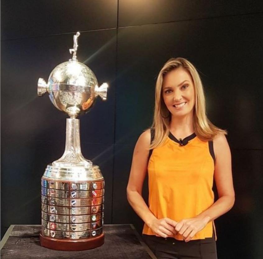 Nadine Bastos é a nova comentarista de arbitragem da Globo | LANCE!