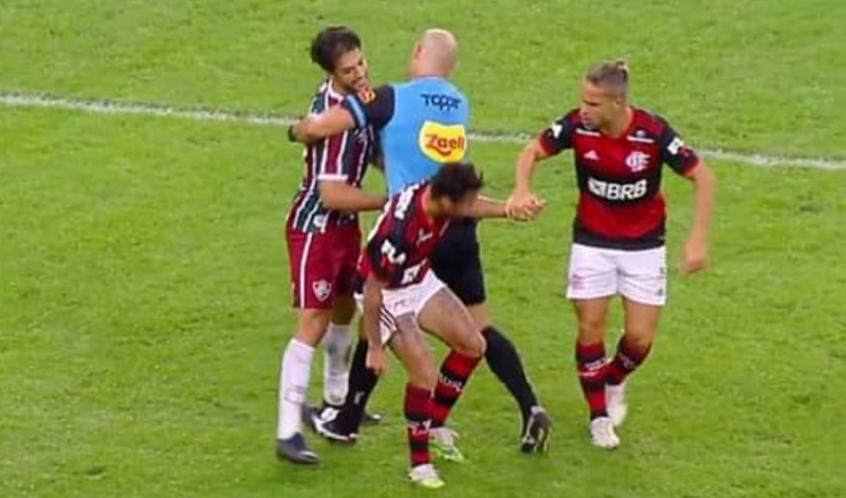 Michael e Diego - Flamengo