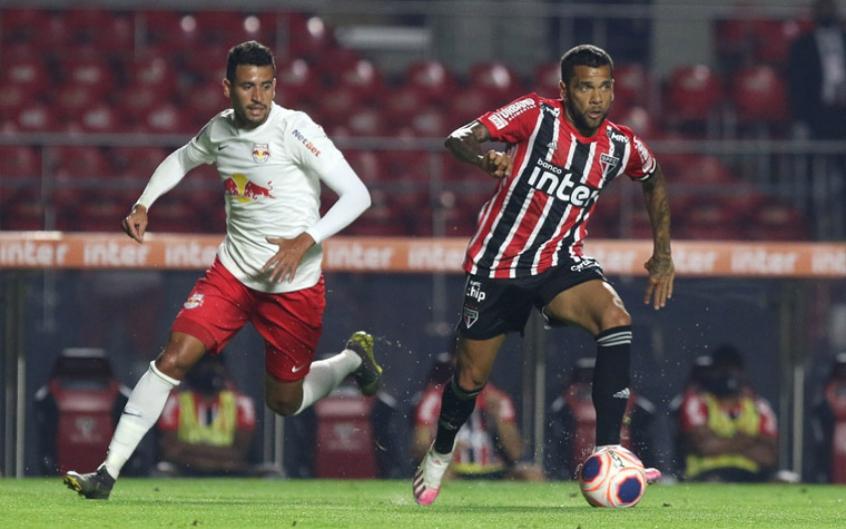 São Paulo busca vencer o Bragantino pela primeira vez na temporada   LANCE!