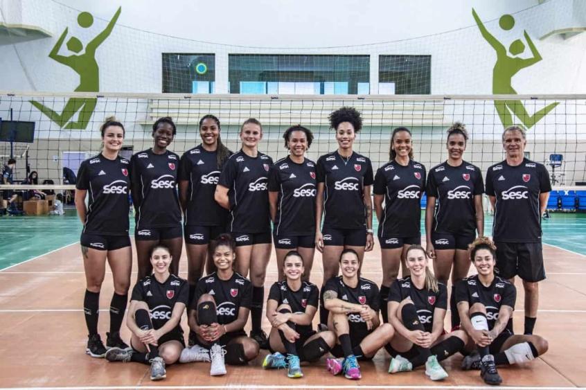 Sesc RJ Flamengo oficializa o elenco para a temporada 2020/2021
