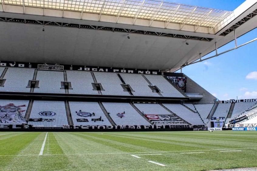 [COMENTE] Para você, o Corinthians fez um bom negócio com a Caixa para quitação da Arena?