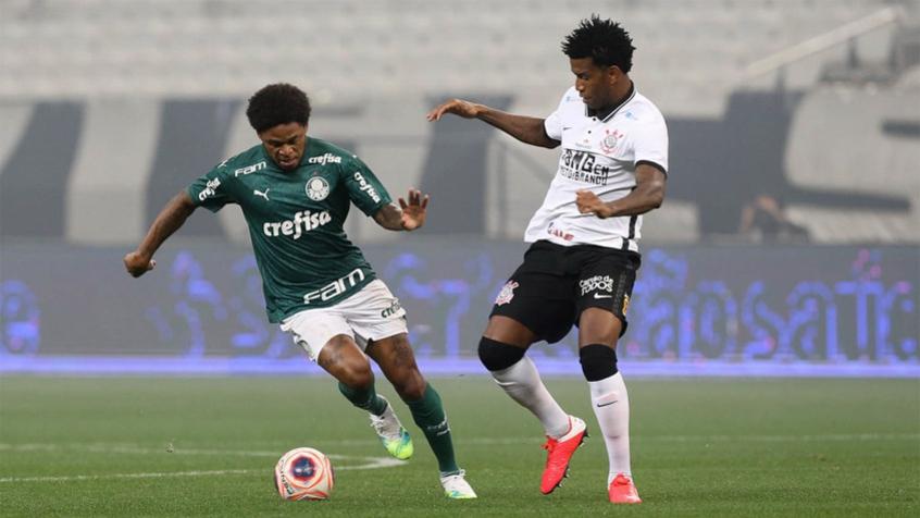 Corinthians E Palmeiras Fazem Jogo Ruim Na Arena E Empatam Sem Gols Lance