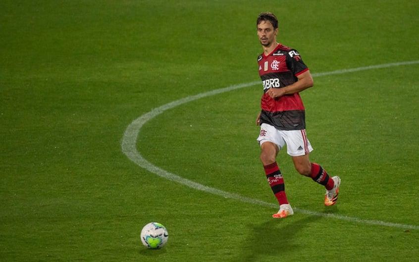Flamengo segue preparação para a rodada final