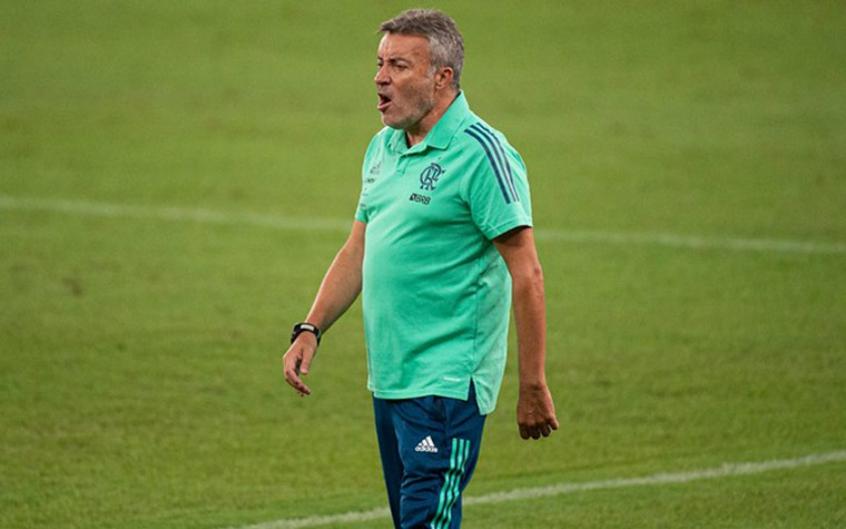 Ex-Flamengo, Dome fala sobre colocar o título do Brasileiro no currículo