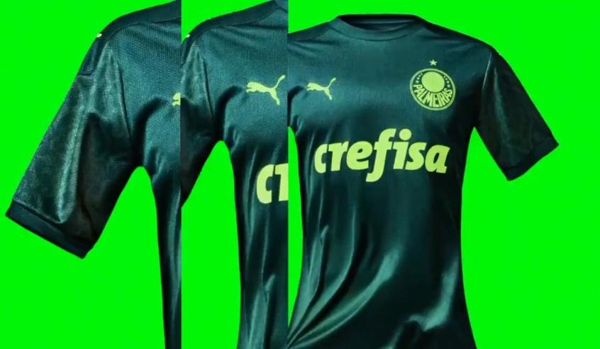 Asistir táctica ir al trabajo  Palmeiras e Puma lançam terceiro uniforme para a temporada | LANCE!