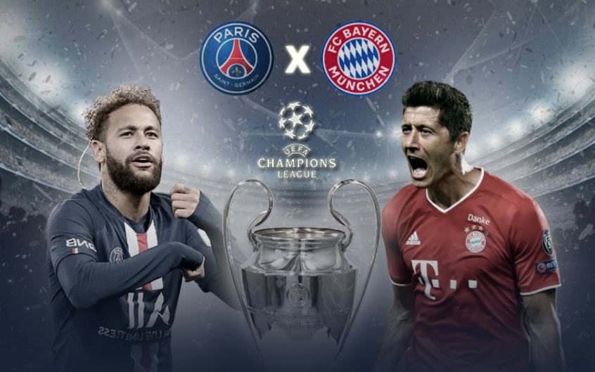 Champions League - PSG x Bayern