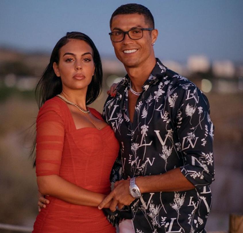Cristiano Ronaldo e Georgina noivos