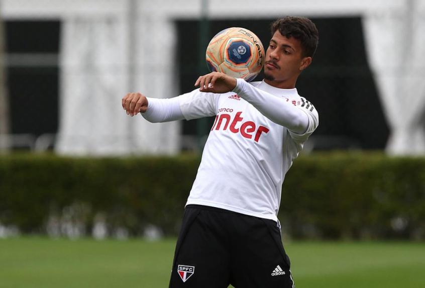 Diego Costa - São Paulo