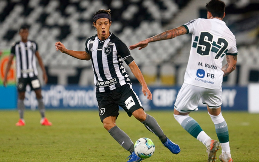 Coritiba X Botafogo Provaveis Times Onde Ver Desfalques E Palpites Lance
