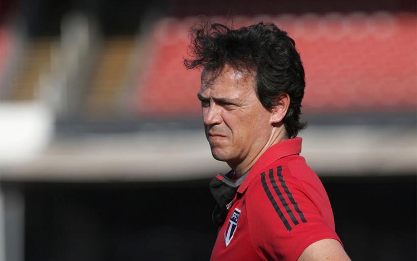 Treinado por Luxa no Palmeiras, Fernando Diniz volta ao Allianz | LANCE!