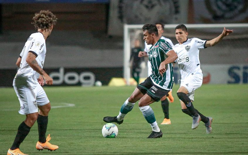 Disputa - Coritiba x Atlético-MG