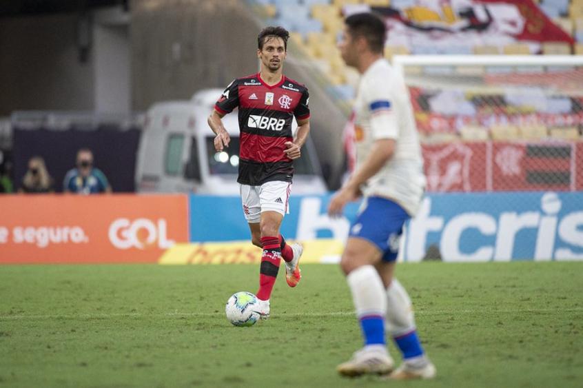 Titular absoluto da equipe, Rodrigo Caio reforça sua importância no Flamengo