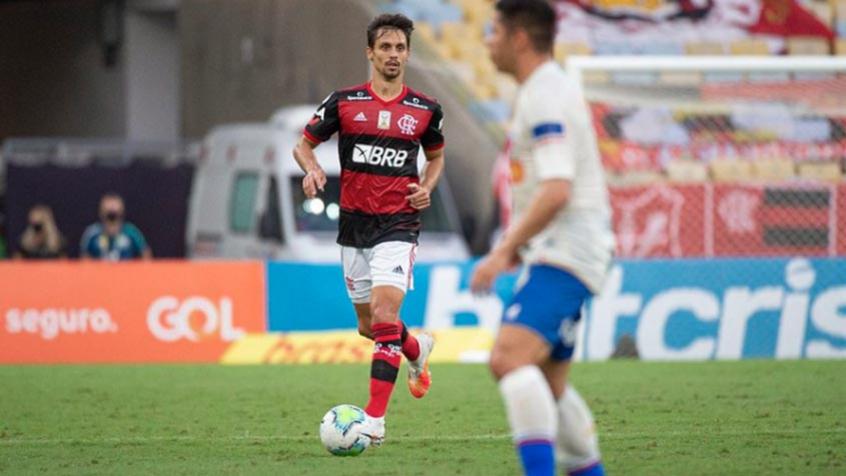 Volta de Rodrigo Caio é trunfo de Dome para resolver problema no Flamengo