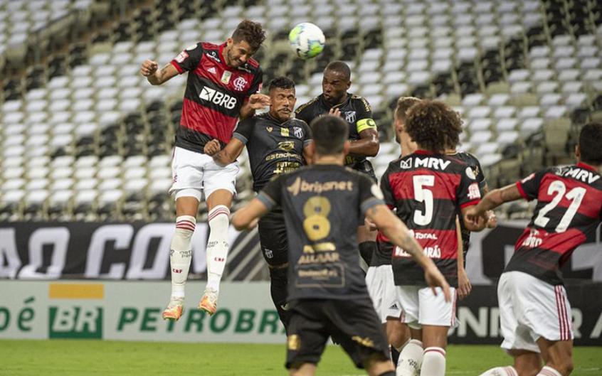 Atento à altitude na Liberta, Dome busca corrigir hesitações defensivas do Flamengo
