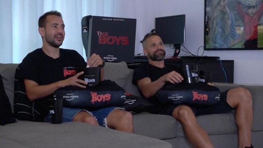 Com direito a garotos-propaganda, Flamengo anuncia parceria com a Amazon Prime Video