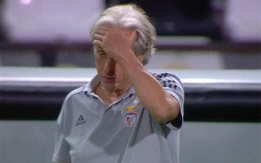 PAOK x Benfica - Jorge Jesus