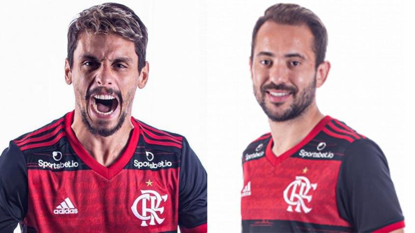 Rodrigo Caio e Everton podem desfalcar o Flamengo na Copa do Brasil
