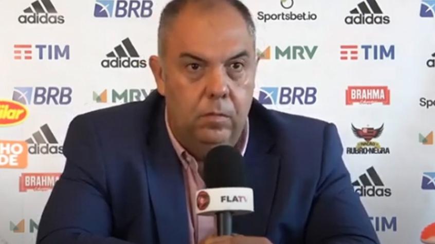 """Tendo segurança, tem que ter público"", diz Braz ao descordar de Andrés Sanchez"