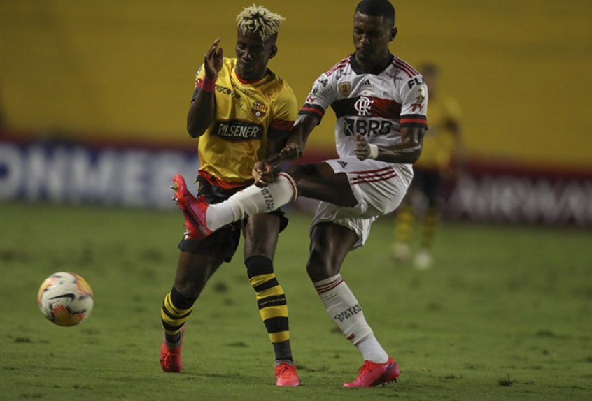 Barcelona SC x Flamengo - Ramon