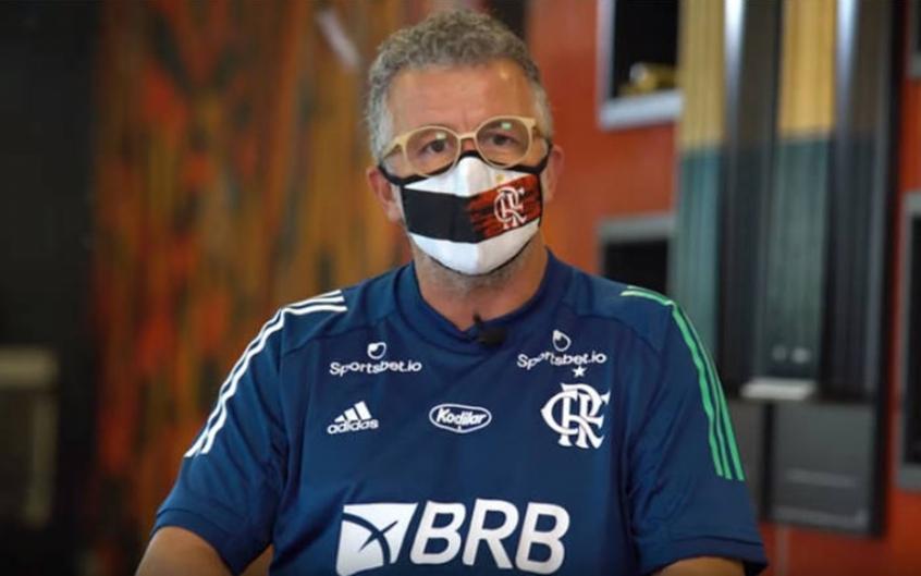Confira poss�vel forma��o e op��es do Fla para duelo com o Palmeiras